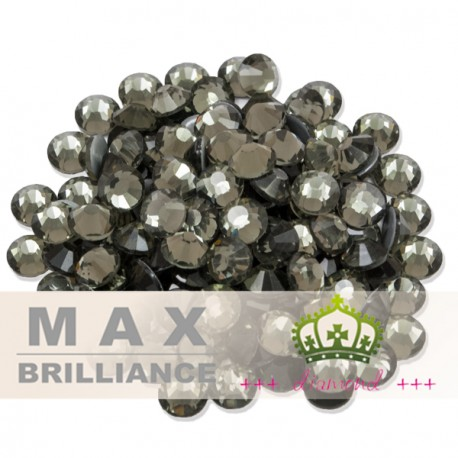 ++ DiamonD ++ Black Diamond MaxBrilliance vasalható kristály, strasszkő
