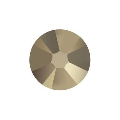 Swarovski Crystal Metallic Light Gold rag. strassz