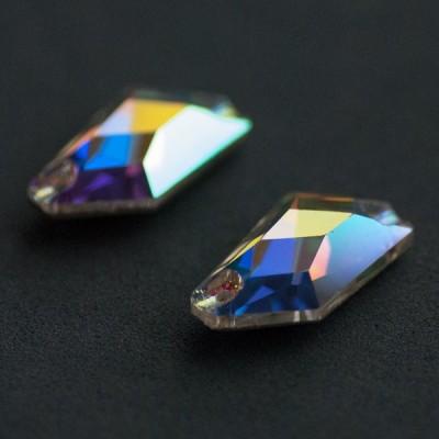 23 mm DE-ART Crystal AB varrható kristály